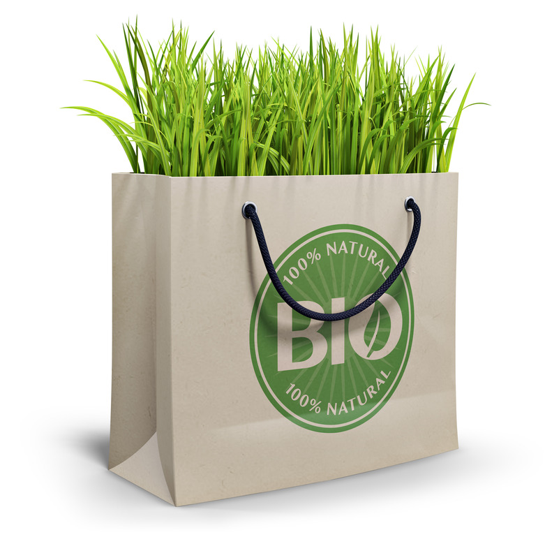 eco friendly printed carrier bags